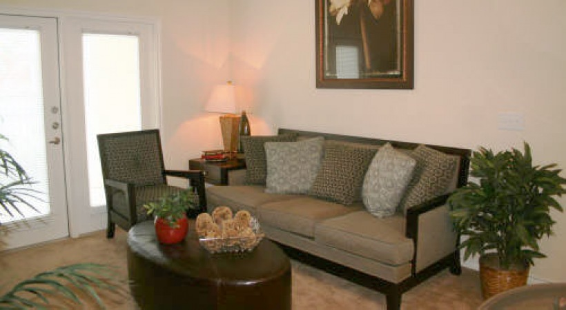 Orchard at Willowbrook Living Room